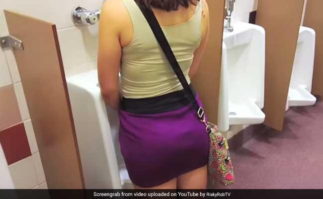 सार्वजनिक शौचालय में खड़े होकर पेशाब करेंगी महिलाएं, यहां दी जा रही ट्रेनिंग