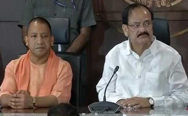 Venkaiah Naidu To Review Working Of His Department In UP Today