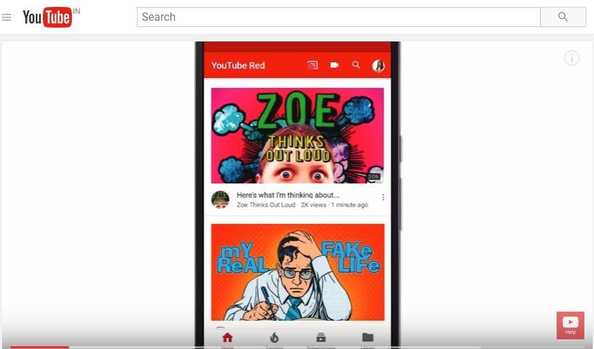 यूट्यूब एंड्रॉयड ऐप का बदला अंदाज, जानें क्या है नया