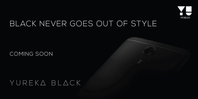 यू यूरेका स्मार्टफोन का ब्लैक वेरिएंट होगा लॉन्च