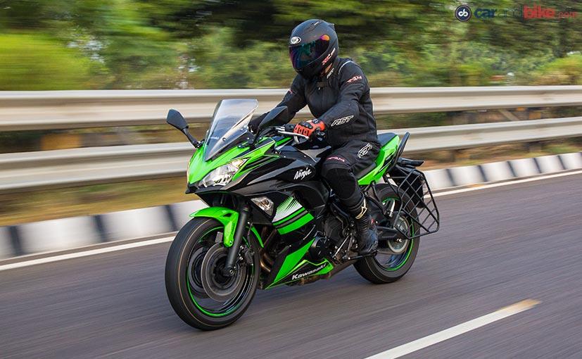 2017 kawasaki ninja 650 review - ndtv carandbike