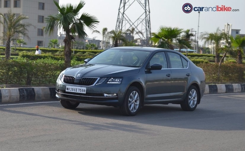 2017 skoda octavia facelift action