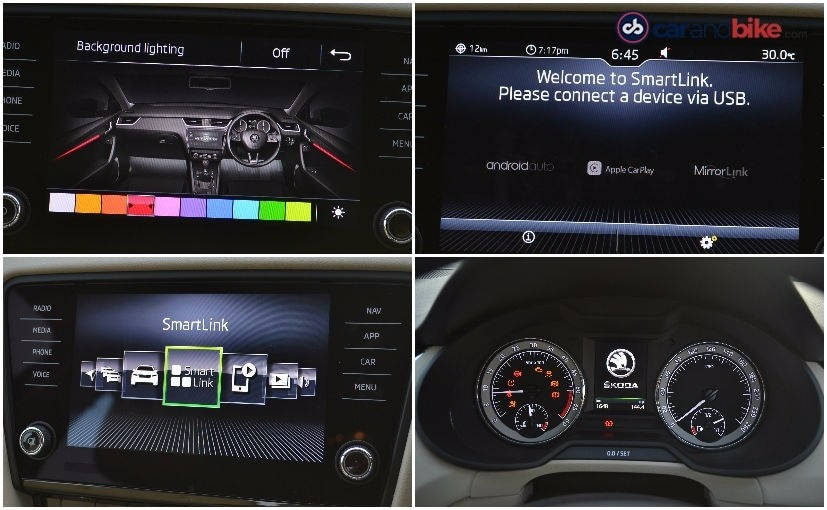 2017 skoda octavia facelift connectivity
