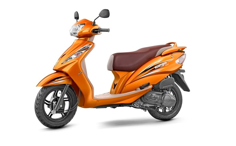 TVS Wego Discontinued In India; Will Be Manufactured Only For Export Markets
