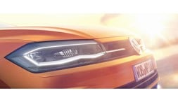 2018 Volkswagen Polo Officially Teased Ahead Of Reveal