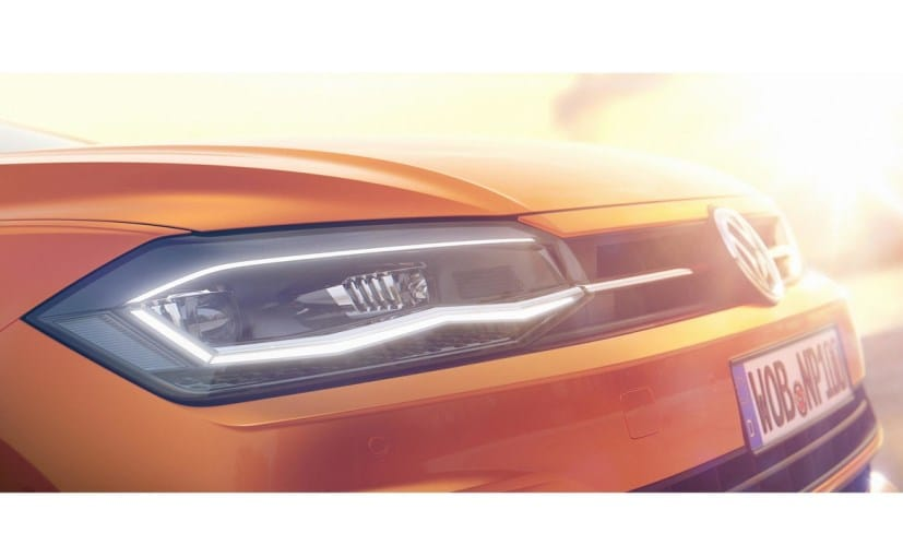 Volkswagen offers first look at the new Polo