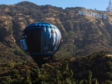 Rajinikanth's <i>2.0</i> Floats Over Hollywood. Look Up And Say Hi
