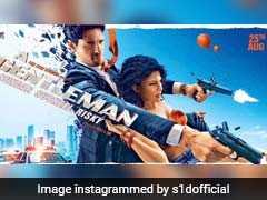 एक हाथ में प्रेशर कुकर दूसरे में बंदूक, ऐसा है सिद्धार्थ-जैकलीन की नई फिल्म का पोस्टर