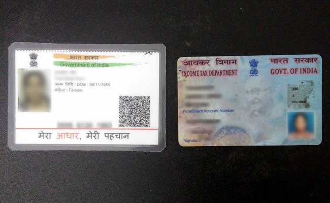 How To Link PAN With Aadhaar Online