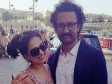 Aamir Khan Spotted In Malta. Work Mode On For Thugs Of Hindostan