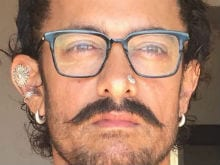 A Close-Up Of Aamir Khan's Pierced Look For <i>Thugs Of Hindostan</i>