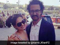 'दंगल' के बाद 'ठग्स ऑफ हिंदोस्तान' के लिए आमिर खान ने फिर बदला अपना लुक