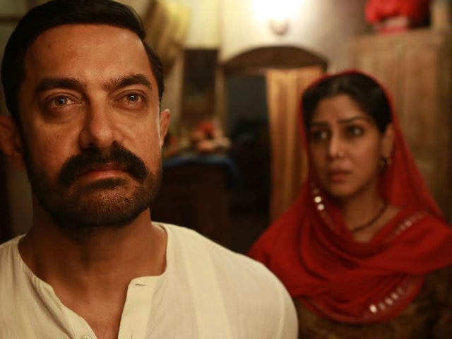 Aamir Khan's 'Dangal' becomes first Indian Film to earn ₹2000 Cr globally!