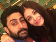 The Selfie Aishwarya And Abhishek Bachchan Posted After India's Win Against Pakistan