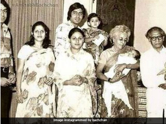 Abhishek Bachchan's Throwback Picture Is Pure Gold