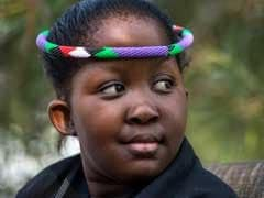 This 12-Year-Old Queen With 'Rainmaking' Powers Will Be Coronated At 18