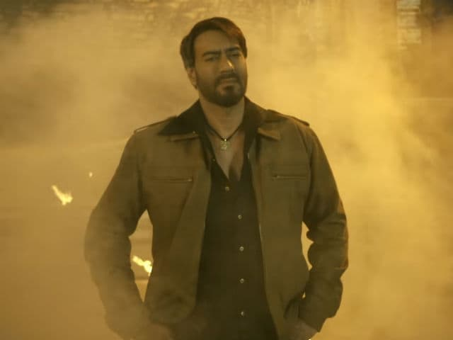 Baadshaho Teaser: Ajay Devgn's Film Is All About Action And A Bit Of Romance