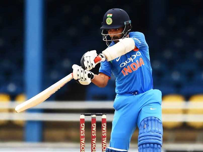 India vs West Indies, 2nd ODI: Rahane Smashes Century As Visitors Post 310/5