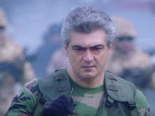 <I>Vivegam</i> Song <I>Surviva</i> Is 'Addicting,' Tweets Ajith Kumar's Co-Star