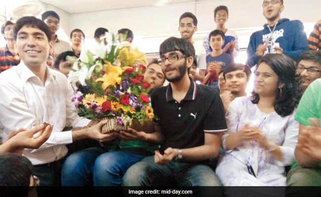 Meet The Boy Who Ranked Second Across India In JEE Exam