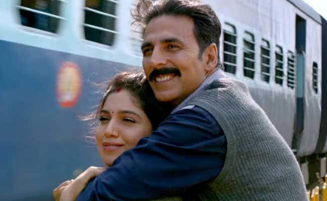 अक्षय कुमार और भूमि पेडनेकर की फिल्म 'टॉयलेट: एक प्रेम कथा' का पहला ट्रेलर रिलीज, दे रहा जरूरी संदेश