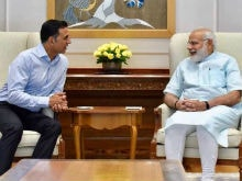 No, Akshay Kumar Isn't Playing PM Narendra Modi
