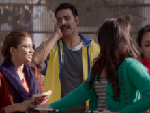 Hans Mat Pagli, Akshay Kumar Tells Bhumi Pednekar In First Toilet: Ek Prem Katha Song