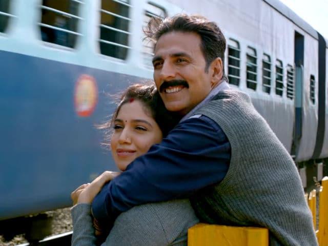 Toilet: Ek Prem Katha Trailer - Akshay Kumar, Bhumi Pednekar's 'Anokhi Love Story' Has A Powerful Social Message