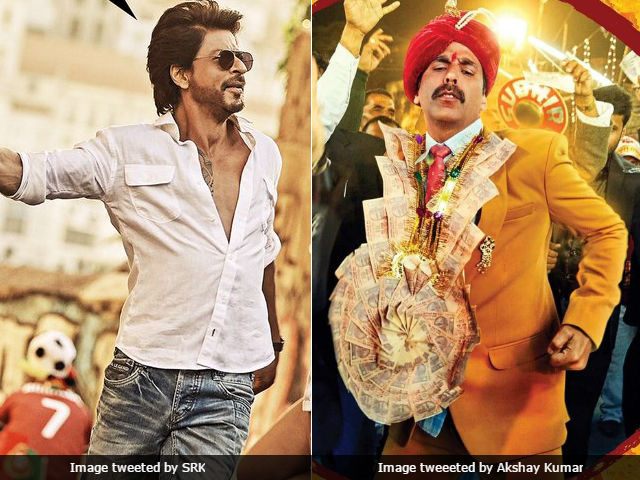 Jab Harry Met Sejal: Shah Rukh Khan On Avoiding Clash With Akshay Kumar's Toilet - Ek Prem Katha