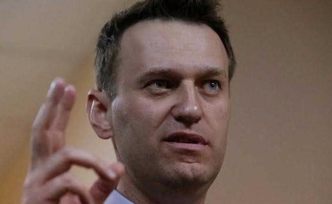Russian Police Detain Opposition Leader Alexei Navalny Ahead Of Moscow Protest