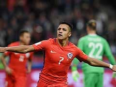 Alexis Sanchez Blanks Arsenal Talk As Chile, Germany Set For Semis