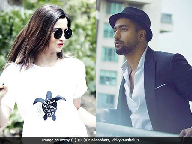 Alia Bhatt's Co-Star In Film On 1971 War With Pakistan Might Be Vicky Kaushal