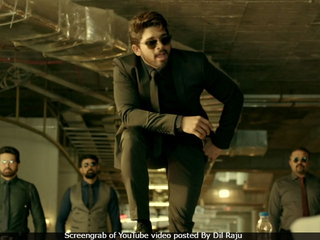 Duvvada Jagannadham Box Office Collections Day 1: Allu Arjun's Film Collects Rs 33 Crores Worldwide