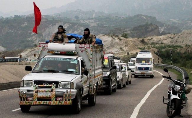 Drones, Satellites, CCTV Cameras To Monitor Amarnath Yatra In Valley