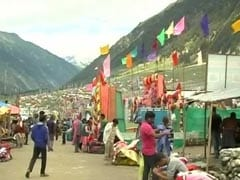 Amarnath Yatra Suspended From Jammu Due To Curfew In Valley
