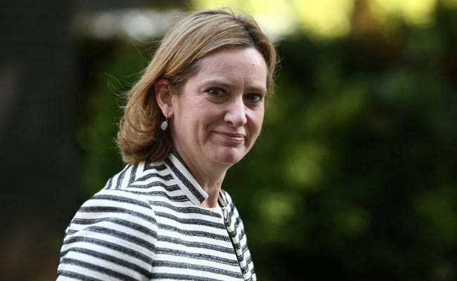 UK PM Theresa May Considers Amber Rudd As New Finance Minister: Report
