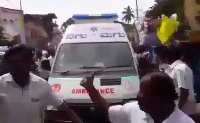 Bengaluru Police Denies HD Deve Gowda Event Blocked Ambulance