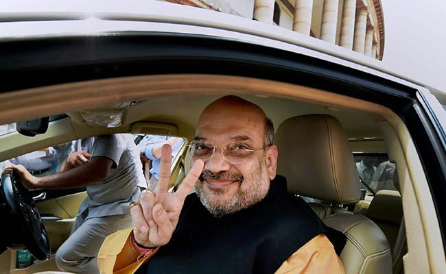 Beef policy different in Goa: Amit Shah