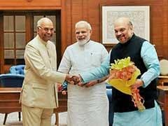 Will Be Delighted To Work With Ram Nath Kovind, Says PM Modi In 'Advance' Wishes