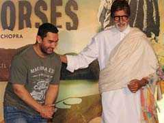 शूटिंग से वक्त निकालकर आमिर खान के साथ मूवी डेट पर निकले अमिताभ बच्चन