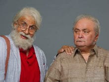 Here's When Amitabh Bachchan And Rishi Kapoor's <i>102 Not Out</i> Will Release