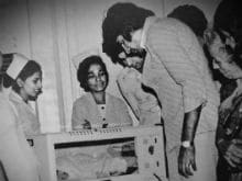 Amitabh Bachchan Found Old Pics Of Baby Abhishek And His Allahabad Home