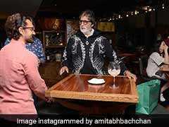 'ठग्स ऑफ हिंदोस्तान' को रफ एंड टफ बता रहे अमिताभ बच्चन