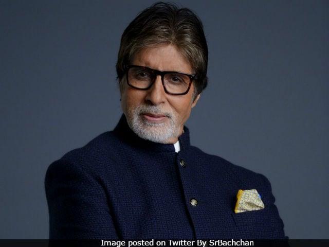 जीएसटी के प्रचारक होंगे बॉलीवुड स्टार अमिताभ बच्चन, 40 सेकंड का वीडियो शेयर किया