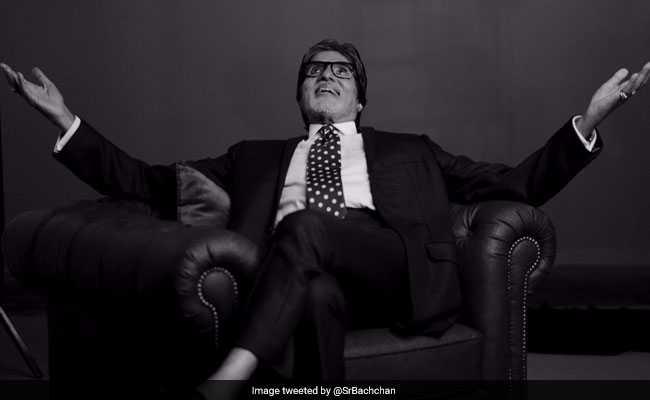 GST Ropes In Megastar Amitabh Bachchan As Ambassador