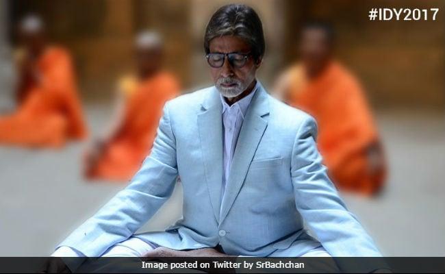 अमिताभ बच्चन का ऐलान, जितना भी करो सेलिब्रेशन, मैं नहीं आऊंगा