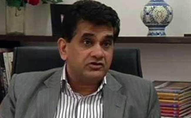 Niti Aayog CEO Amitabh Kant Gets Extension Till June 30, 2019