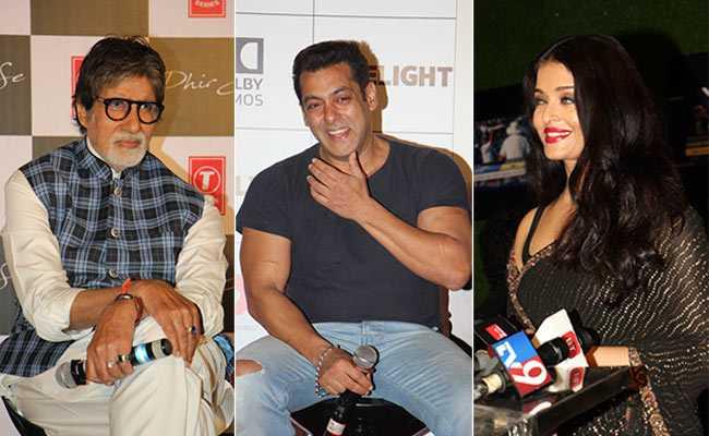 अमिताभ, ऐश्वर्या, सलमान, आमिर समेत कई भारतीय सितारों को मिला ऑस्कर अकादमी से जुड़ने का मौका