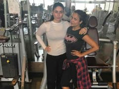 Warning: Video Of Kareena Kapoor's Workout Might Make You Feel Bad For Skipping Gym