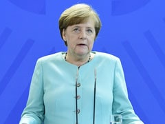 German Chancellor Angela Merkel Vows 'More Decisive Action Than Ever' On Climate